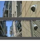 Protezione impermeabile rotonda di alluminio del cunicolo di ventilazione di ventilazione