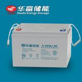 bateria do gel do uso do UPS de 12V 80ah