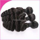 2014 vente chaude 5 des cheveux 100% de Brésilien de prolongation de cheveux de Vierge