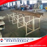 Machine à l'extrusion de fabrication de tuyaux de drainage en PVC