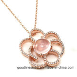 Design e Jewelry speciali Charms Flower Pendant per Women Gift P0030py