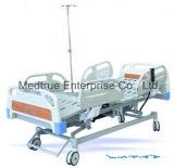 Cama de hospital elétrica do paciente médico da função da alta qualidade cinco