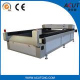 Машина лазера СО2 CNC для вырезывания и резца гравировки/лазера