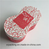 Коробка подарка печатание коробки бумажной доски твердая упаковывая
