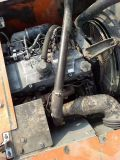 Escavatore utilizzato molto buon Hitachi Zx 240-3 del cingolo di condizione di lavoro