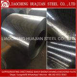 Bobina de acero galvanizada sumergida caliente de SGCC con ISO 9001