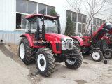 농업 트랙터 4*4 트랙터의 중국 싼 가격