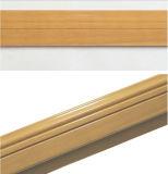 910薄板になる焼ける終わりの積層物アクセサリのまわりを回ることに床を張る