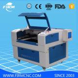 FM-5030 고무 도장 플렉시 유리 목제 소형 Laser 조각 기계