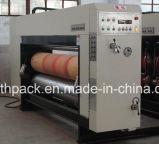 Semi-автоматическое печатание Multicolors flexo прорезая Die-Cutting машину