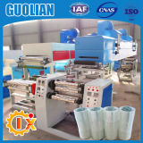 Gl-500d Environment Friendly Mini Clear and Printed Tape Coating Line
