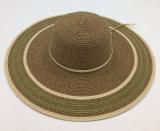 [100ببر] [سترو هت] مع يوسع حالة ورقة قبعة [ش053]
