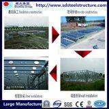 Constructions isolées industrielles innovatrices de structures métalliques