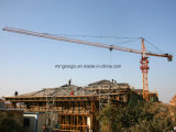 Qtz50 (TC5008) China 4t Tower Crane mit 50m Jib