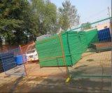 rete fissa provvisoria rivestita galvanizzata standard della polvere di 6ftx9.5FT Canada (fabbrica)