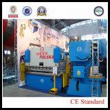 Máquina de dobramento hidráulica de WC67Y-160X3200 PressBrake