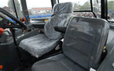 Большой выход трактора Wz1604 колеса гидровлический