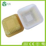 Kundenspezifische wegwerfbares Haustier PVC-Plastikkonfekt-Nachtisch-Behälter-Bonbon-Schüssel
