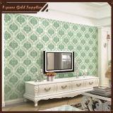 2016 para la construcción del papel pintado del PVC para la decoración del hogar