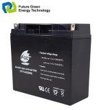 12V17ah de diepe Klep van de Cyclus regelde de Zure Batterij van het Lood voor UPS