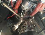 Tre strati della coestrusione della macchina di salto della pellicola