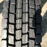 Pneumático para a roda da movimentação, pneumático radial da estrela dobro TBR do caminhão do triângulo, pneumático puro aço do caminhão pesado de 295/80r22.5 Tl
