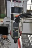 Máquina de gravura de madeira do CNC com o auto cambiador da ferramenta