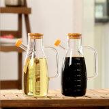 Óleo de vidro com alto teor de boroslicato de alta qualidade, utensílios de cozinha