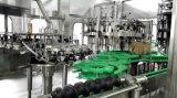 Linha de produção de enchimento da embalagem da cerveja
