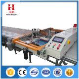 Manueller Textilbildschirm-Drucken-Tisch für Verkauf