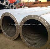 Garnitures de forage de puits d'eau d'épurateur de filtre pour écran d'ordinateur/eau de l'eau 273*6/