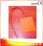 rubberVerwarmer van het Silicone van de Verwarmer van de Printer van 120*200*1.5mm 3D