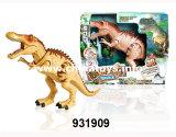 Новый динозавр Plastic Toys B/O с Light&Voice&Craw (931911)