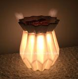 Het elektrische Doorzichtige Verwarmingstoestel van de Lamp van de Geur