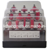 Various Packaging를 가진 12PCS Router Bit Set