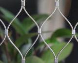 Maglia della fune metallica del puntale dell'acciaio inossidabile
