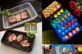 China, la fabricación de alimentos Embalajes a medida plásticas baratas bandejas