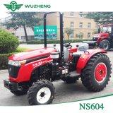 Grande trator da roda 60HP Waw Agriculturel do chinês 4 para a venda
