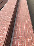 Panel sándwich con aislamiento de metal repujado revestimiento decorativo de pared exterior