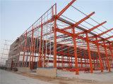 직업적인 제조자 Prefabricated 강철 구조물 작업장 (ZY199)