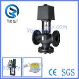 Válvula de zona / 3 puertos de Split-Tipo motorizado / Válvula motorizada (VD3615-65)