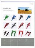 Protetor de faca das peças sobresselentes da ceifeira de liga de Claas 626295.1