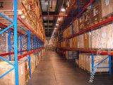 標準選択的な鋼鉄倉庫の記憶パレットラック