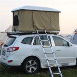 Tente extérieure de vente chaude de dessus de toit de véhicule de fibre de verre