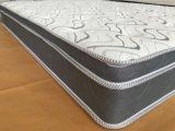 Perfectionner l'euro matelas de dessus d'oreiller emballé par compresse au-dessus de 10 pouces