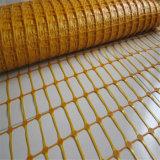 안전 그물세공을 검술하는 HDPE 주황색 방벽
