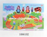 Автомобиль игрушки 2017 интеллигенток железнодорожный (1066101)