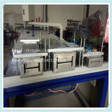 FRP GRP Fiberglas verstärkter Plastikkorrosionsbeständiges gewölbtes Blatt, das Maschine herstellt