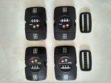 고품질 수화물 Tsa Lock&Belt 자물쇠