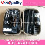 Qualitätskontrolle-Inspektion-Service für Gewehr-Chef-Reinigungs-Installationssätze in Ningbo, Zhejiang